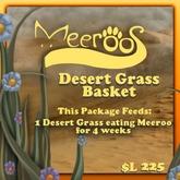 Meeroos Desert Grass Basket V3.0