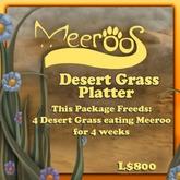 Meeroos Desert Grass Platter V3.0