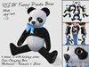 R(S)W Fuzzy Panda Bear