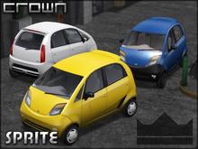 Crown Sprite - Economy Car