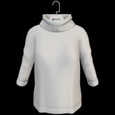 .::Loovus::. Northshore Knit Sweater - Snow