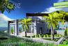 nVerse® MESH Montecarlo- minimal full furnished modern house