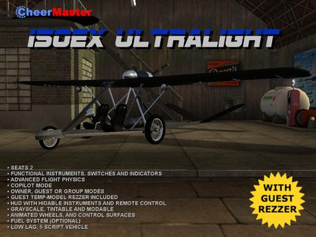 150EX Ultralight Airplane by CheerMaster