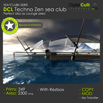 *** DCL Techno Zen sea Club