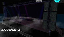 CONCERT STAGE 32x16 FULL