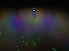 rainbow cloud with stars (free gift) \\ by Delain Canucci