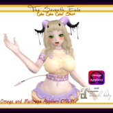 T7E: Cake Cake Cake! Shirt - Cotton Candy Grape - Omega & Maitreya Appliers