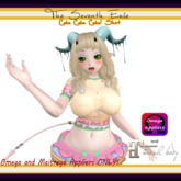 T7E: Cake Cake Cake! Shirt - Party - Omega & Maitreya Appliers