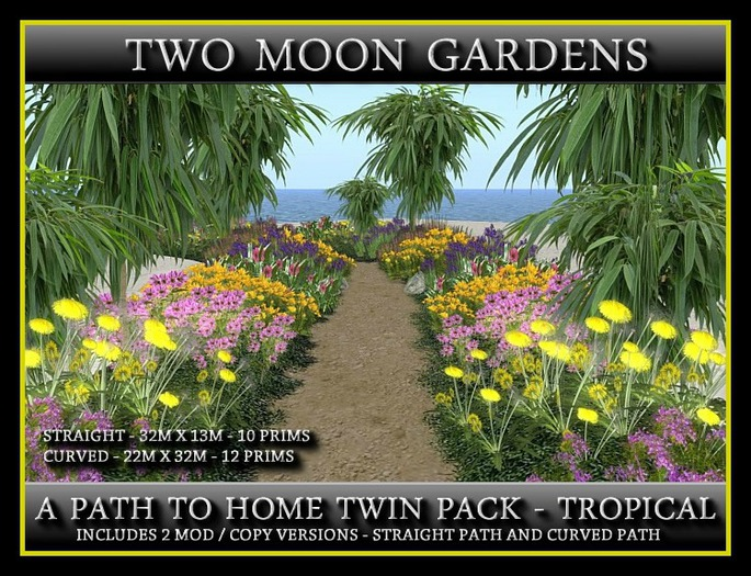 A PATH TO HOME - TROPICAL - TWIN PACK