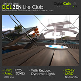 New! *** DCL Zen Life Club Perfect as Music Club, Disco, Entertainment area.