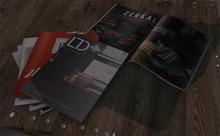 [ zerkalo ] Magazines