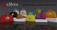MdiModa - [006] Handbag Leather Wild FatPack