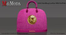 MdiModa - [006] Handbag Leather Wild HotPink