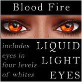 Mayfly - Liquid Light Eyes (Blood Fire)