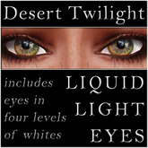Mayfly - Liquid Light Eyes (Desert Twilight)