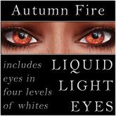 Mayfly - Liquid Light Eyes (Autumn Fire)