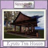 Serendipity Designs - Kyoto Tea House