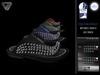 BLACK FRIDAY SALE - ILLI - [SLink,MeshProject Men] Dahriel Studded Sandals (HUD Driven) 50% OFF