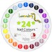 [Lemondrop] 24 Nail Colours for Belleza - Slink - Maitreya