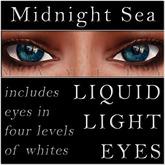 Mayfly - Liquid Light Eyes (Midnight Sea)