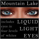 Mayfly - Liquid Light Eyes (Mountain Lake)