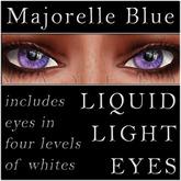 Mayfly - Liquid Light Eyes (Majorelle Blue)