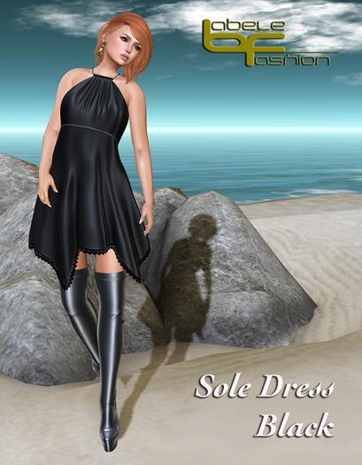 Babele Fashion :: Sole Black