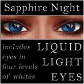 Mayfly - Liquid Light Eyes (Sapphire Night)