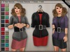 DN Mesh - Oester Outfit w HUD