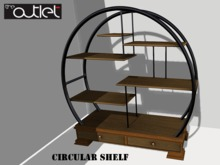 CO Cambo Circular Shelf