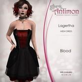 Antimon ~ Lagertha ~ Blood