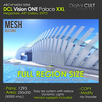 *** DCL VISION One Palace XXL