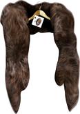 PEQE - Fur Stole_Light Brown