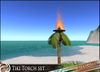 HeadHunter's Island - Tiki Torch pack - Long/Short/Floating - MESH