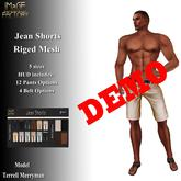 IMaGE Factory Jean Shorts Demo
