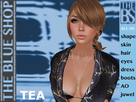 TEA Complete Avatar NEW