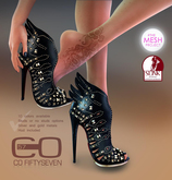 [Co57] Amina Bootie Essential Pack