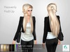 rezology Heavenly Half-Up (RIGGED mesh hair) NS - 1037 complexity