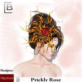 Baboom-prickly Rose-Headpiece/flame-Originalmesh