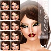 Oceane - Wild Cat Topmodel Make-up Fat Pack (10x)