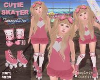 * {.:Little Stars.:} * Cutie Skater {Pink} TweeneeDoo