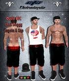 :::OTC::: 066- Outfit OTC Short Baggy E Regata