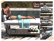 Massage Table Day Spa (PG) ♥ CHEZ MOI