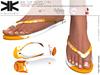 (69) sixtynine flip flops (19) :: {kokoia}