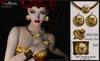 MdiModa - [00A] Wild Jewelry Set Gold