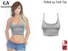 Full Perm Rigged Mesh Pulled up Tank Top For Slink Physique