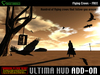 *Ultima HUD FREE ADD-ON*  Flying Crows Summon