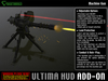 *Ultima HUD ADD-ON*  Machine Gun