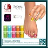 DMZ - Tropicana Slant Manicure& Pedicure