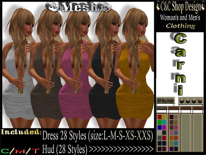 C&C Mesh Carni (Hud 28 Styles)